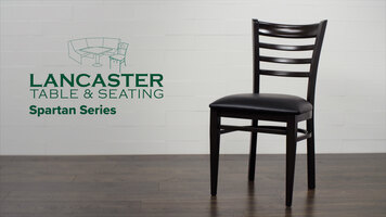 Spartan Series: The Last Chair You'll Ever Need to Buy