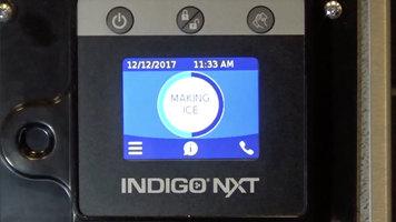 Manitowoc Indigo NXT: Menu Display