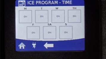 Manitowoc Indigo NXT: Time Program