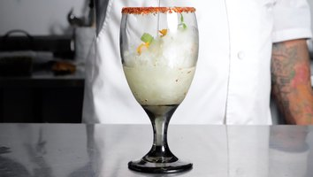 Polyscience Culinary: Anti-Griddle Margarita