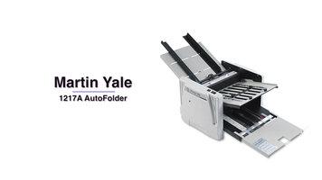 Martin Yale 1217A Automatic Paper Folder