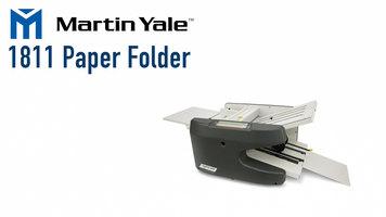 Martin Yale 1811 Paper Folder