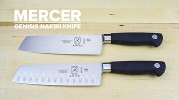 Mercer Genesis Nakiri Knives