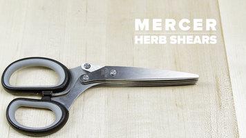 Mercer Herb Shears
