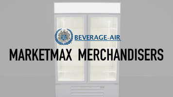 Beverage Air Marketmax Merchandisers