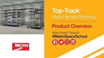 Metro Top-Track High-Density Shelving