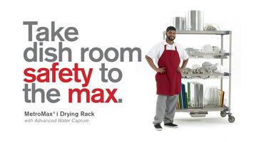 MetroMax i Drying Rack
