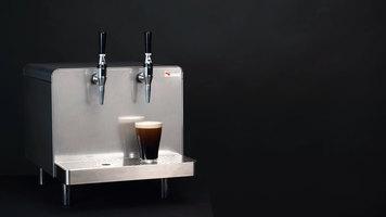 Micro Matic JoeTap Cafe: Setup
