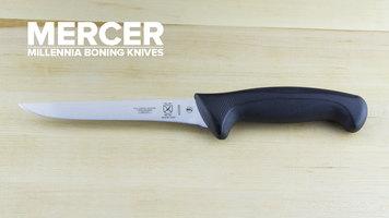 Mercer Millennia Boning Knives