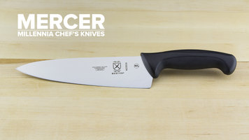 Mercer Millennia Chef's Knives