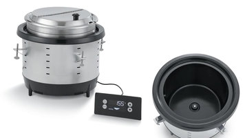 Vollrath Mirage Drop-In Induction Warmers and Rethermalizers