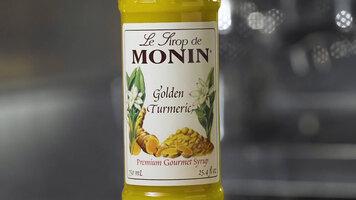 Introducing Monin Golden Turmeric