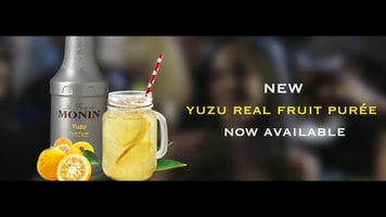 Monin Yuzu Fruit Puree