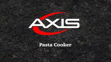 Versatile Pasta Cooker by AXIS from MVP Group