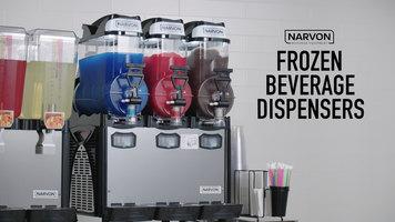 Narvon Frozen Beverage Dispensers