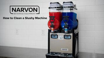 How to Clean a Narvon Slushy Machine
