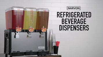 Narvon Refrigerated Beverage Dispensers