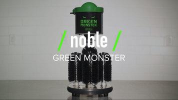 Noble Green Monster Glass Washer