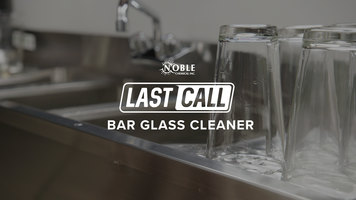 Noble Chemical Last Call Bar Glass Cleaner
