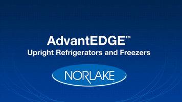 Nor-Lake AdvantEdge Reach-In Series