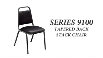 National Public Seating 9100 Series Stackable Chair