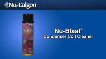 Nu-Calgon Nu-Blast Coil Cleaner