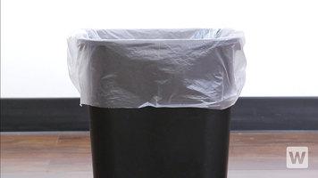 Olympian High Density Trash Bags