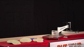 DoughXpress: TXM-15 Manual Tortilla Press 15in x 15in- 220V