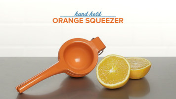 Hand Held Orange Squeezer