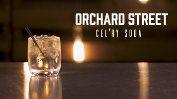 How to Make an Orchard Street Cel'ry Soda