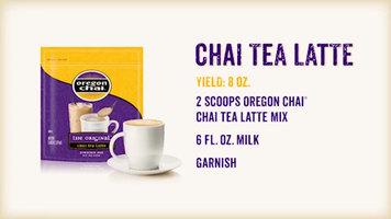 Oregon Chai Tea Latte Dry Mix