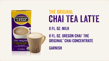Oregon Chai Tea Latte Concentrate