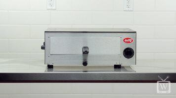 Avantco Countertop Snack Oven