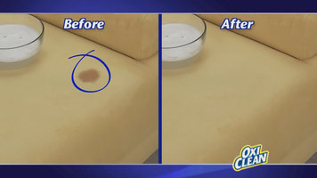 OxiClean Versatile Stain Remover: Upholstery