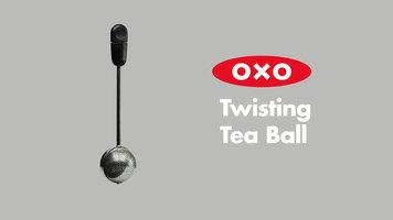 OXO Brew Twisting Tea Ball