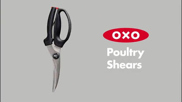 OXO Stainless Steel Poultry Shears