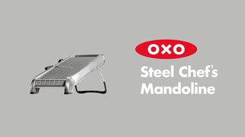 OXO Steel Chef's Mandoline