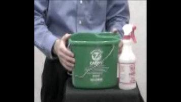 San Jamar Kleen Sanitizing Pail