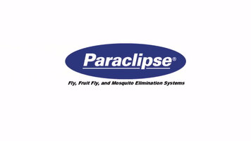 Paraclipse Patented Auto-Advancing Cartridge System