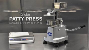Globe Patty Press