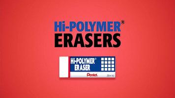 Pentel Hi-Polymer Erasers