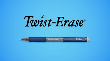 Pentel Twist Erase Pencils