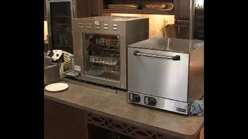 Vollrath Pizza Bake Oven Demonstration