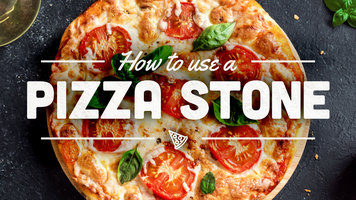 How to Use a Pizza Stone