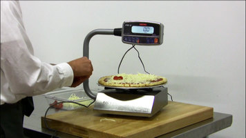 Pizza Control Scale
