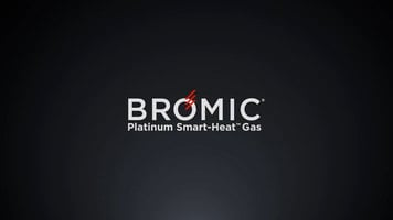 Bromic: Platinum Smart-Heat Gas