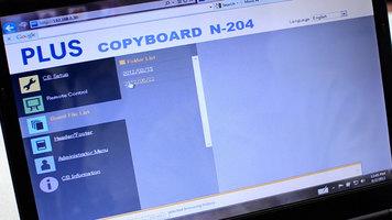 Plus N-Series Copyboard: Networking Capabilities