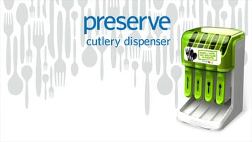 Preserve Cutlery Dispenser