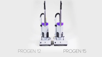 ProTeam ProGen 12 and 15 Vacuums