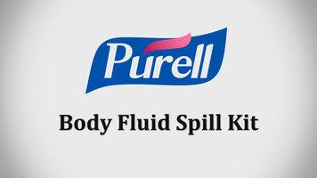 Purell Body Fluid Spill Kit